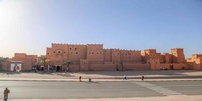 rutas de Fez al desierto,