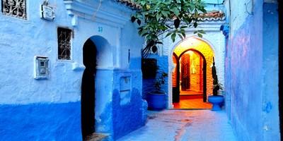 Desert tours from Tangier
