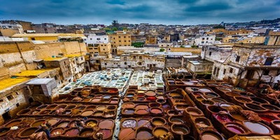 3 days Fes Marrakech Desert tour