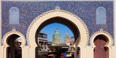 4 days desert tour Fes to Marrakech
